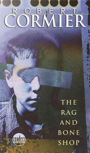 book cover of The Rag and Bone Shop