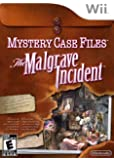 Mystery Case Files: The Malgrave Incident - Wii Standard Edition