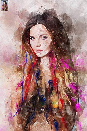 Custom Painting - Custom Painting From Your Photo, Painting from Photo, Custom Watercolor Painting