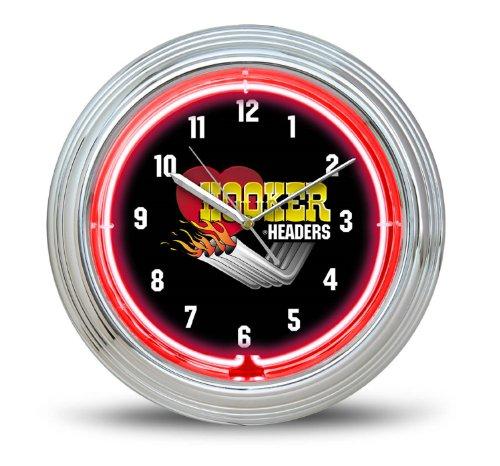 Hooker 10150HKR Hooker Neon Wall Clock