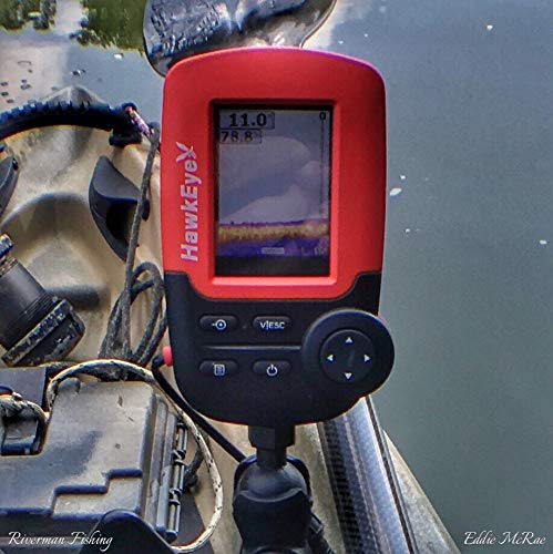 HawkEye Fishtrax 1C Fish Finder