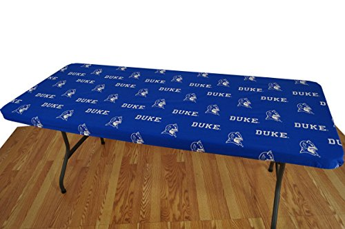 Duke Blue Devils College Covers 8' Table Cover - 95