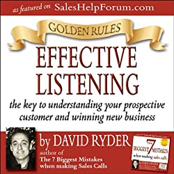 Golden Rules - Effective Listening