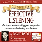 Golden Rules - Effective Listening | David Ryder