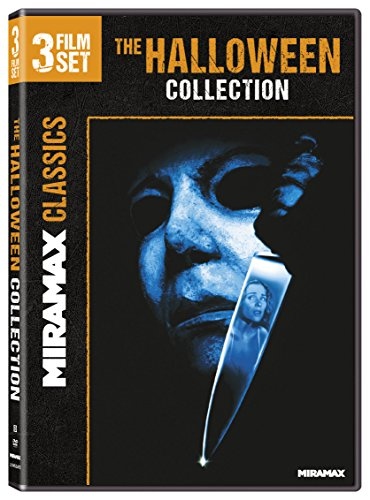 Halloween Michael Myers Collection Dvd (The Halloween Collection)