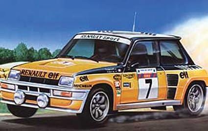 Heller - 80717 - Maqueta para construir - Renault R5 Turbo - 1/24