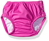 Kiko & Max Baby Girls' absorbant Reusable Swim