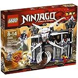 LEGO Ninjago Garmadon's Dark Fortress 2505
