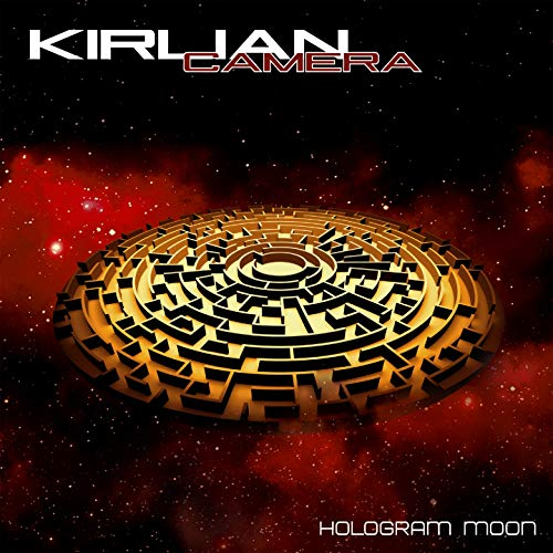 Hologram Moon (Camera Digital Kirlian)