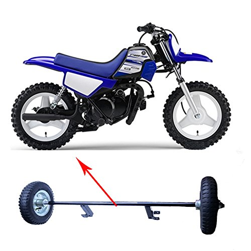 FLYPIG Adjustable Height for Yamaha PW50 Kids Youth Training Wheels PW 50 Peewee
