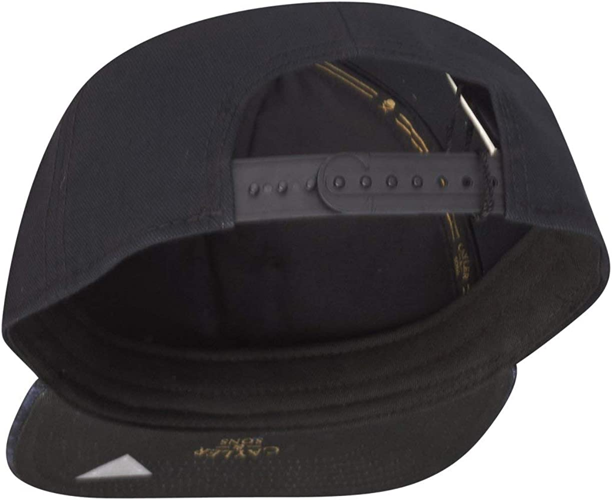 Cayler & Sons Gorras Make it Rain Plated Black/Grey Snapback ...