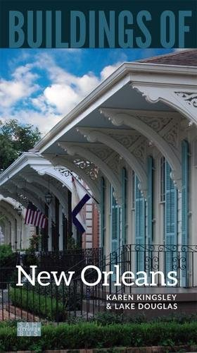 Buildings Of New Orleans  Sah Bus City Guide