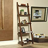 Coaster Home Furnishings Transitional Bookcase, Mahogany
