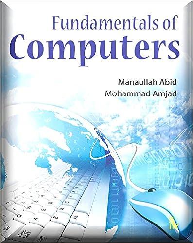 Amazon fundamentals of computers ebook amjad mohammad abid fundamentals of computers 0th edition kindle edition fandeluxe Choice Image
