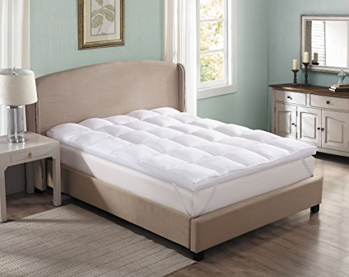 down alternative feather bed full - 7