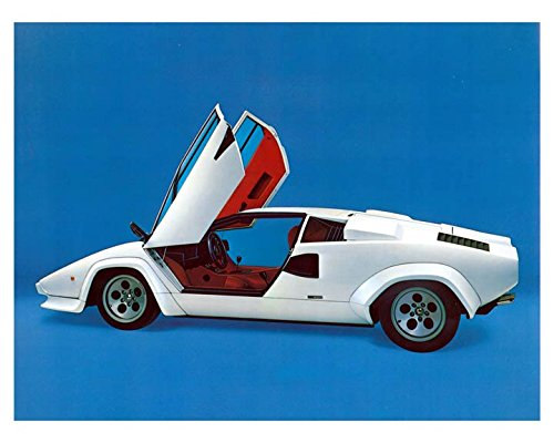 Amazon Com 1985 Lamborghini Countach Lp5000 Quatrovalvole Photo