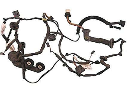 Amazon.com: Door Wire Wiring Harness Rear Left Driver Side Jaguar X on