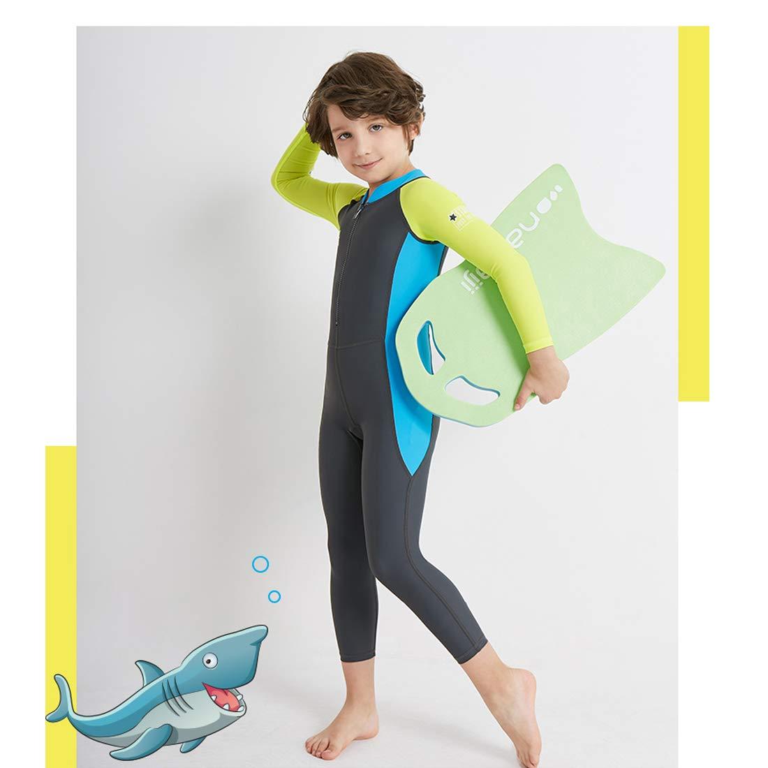 Cool/&D Kinder Neoprenanzug M/ädchen Jungen Schwimmanzug Badeanzug UV-Schutz