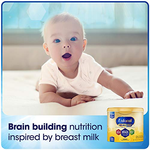 Enfamil NeuroPro Baby Formula Milk Powder, 20.7 Ounce (Pack of 6), Omega 3, Probiotics, Brain Support by Enfamil (Image #6)