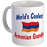 CafePress - Coolest Armenian Grandpa Mug - Unique Coffee Mug, Coffee Cup