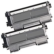 2 High Yield Inkfirst® Toner Cartridge TN-450 (TN450) Compatible Remanufactured for Brother TN-450 Black MFC-7360N MFC-7460DN MFC-7860DW HL-2220 HL-2230 HL-2240 HL-2240D HL2270DW HL-2280DW DCP-7060D DCP-7065DN