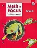 Math in Focus, Grade 2, Shain Martin and William A. Riddell, 0669015970