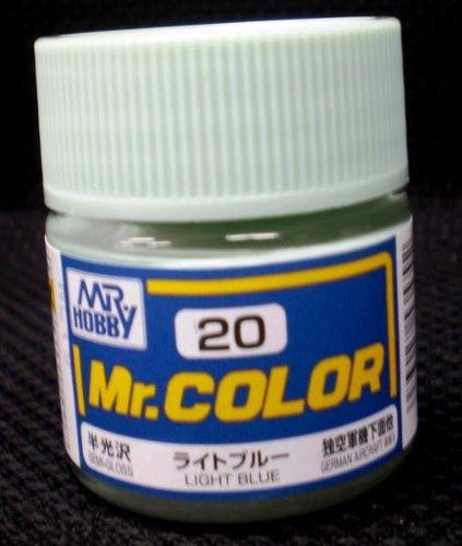 Mr.カラー C20 ライトブルー