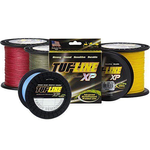 Tuf Line Western Filament XP - 600 yd. Spool - 80 lb. - Dark Green (Line Tension Xp Tuf Lock)