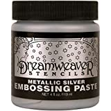 Stampendous gaufrage Dreamweaver Pâte 4oz-silver