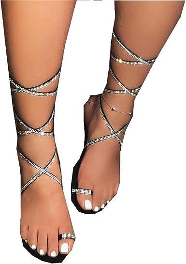 Women Strap Non-Slip Gladiator Shoes