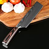 Best Quality - Kitchen Knives - New Style 7''Japan Santoku Chef knife Stainless