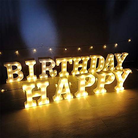 StimmungslichtHappy Birthday
