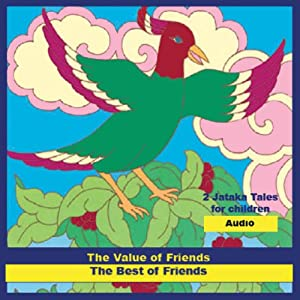 'The Value of Friends' and 'The Best of Friends' Audiobook