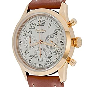 Breitling Navitimer Premier Chrono automatic-self-wind mens Watch H42035 (Certified Pre-owned)