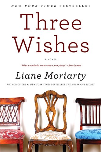 Image result for three wishes a novel