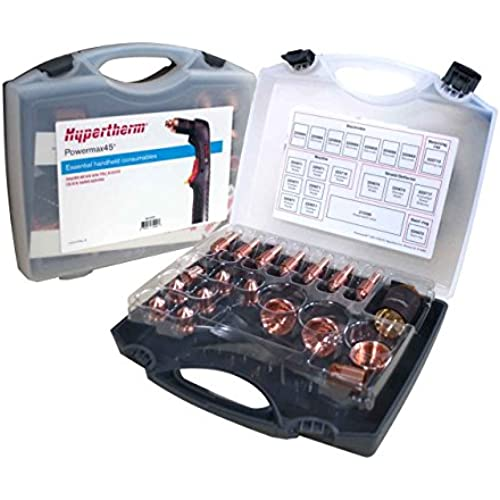 Buy Hypertherm Powermax45 CSA Essential Handheld Cutting Consumable kit