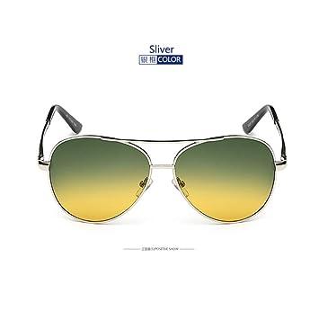 AAMOUSE Gafas de Sol Unidad Gafas de Sol polarizadas Hombres ...