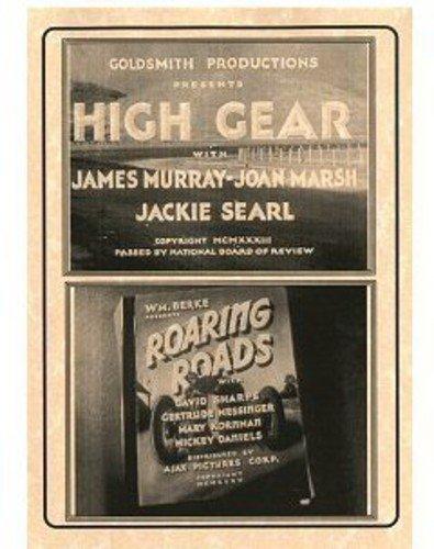 DVD : High Gear (1933) / Roaring Road (DVD)