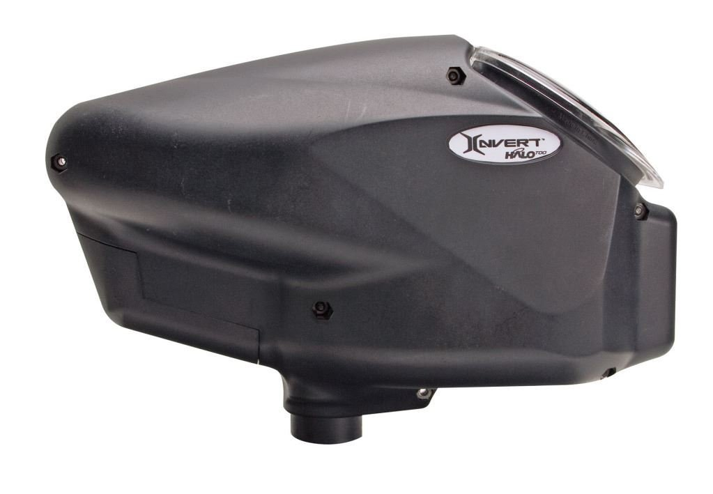 Empire Paintball Halo Too Loader, Matte Black by Empire Paintball