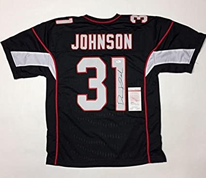 db1366aa27b2 Image Unavailable. Image not available for. Color  David Johnson (Arizona  Cardinals) Autographed Jersey ...