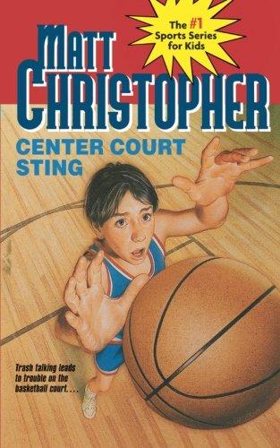 Center Court Sting (New Matt Christopher Sports - South Center Las Vegas Outlet