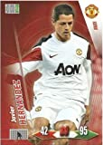 Javier Hernandez CHICHARITO Manchester United ROOKIE Trading Card