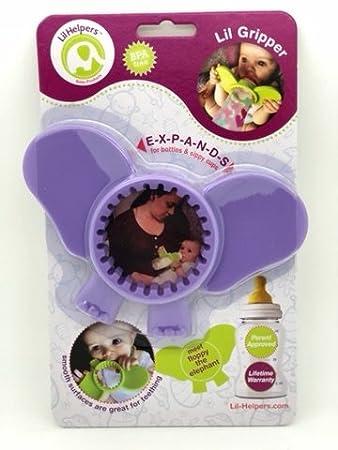 Amazon.com: Soporte para botellas de bebé Lil Helper ...
