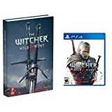 The Witcher 3: Wild Hunt - PlayStation 4 Game and Strategy Guide Bundle