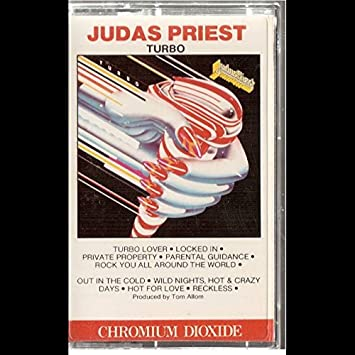 Judas Priest - Judas Priest: Turbo Cassette VG++ Canada Columbia VOCT-40158 CrO2 - Amazon.com Music