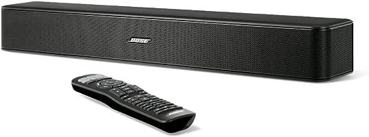 Sistema de Som Alto-Falante para TV, Bose, Solo 5, Preto