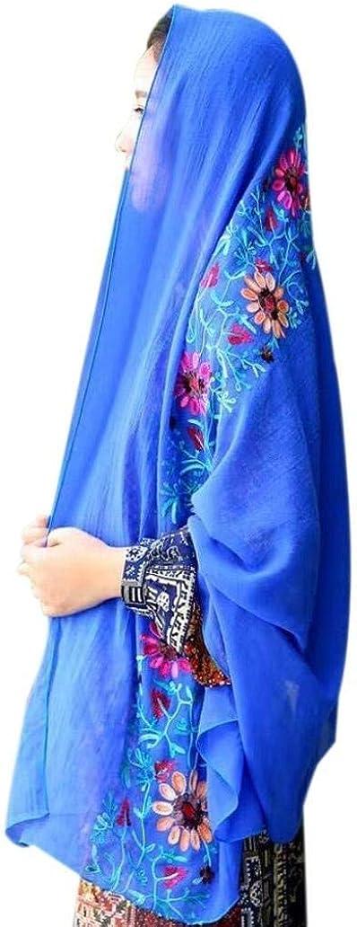 Men Women Scarf Silk Wool...