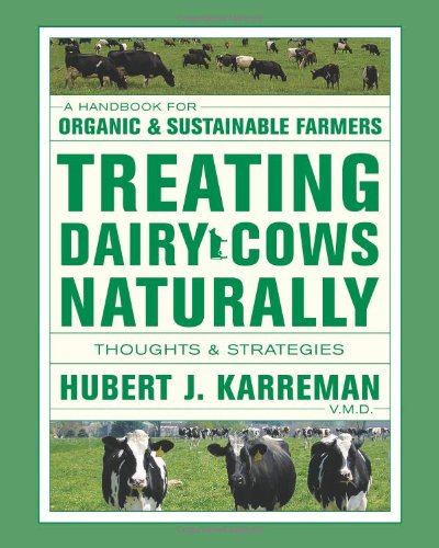 Treating Dairy Cows Naturally: Thoughts & Strategies for sale  Delivered anywhere in USA