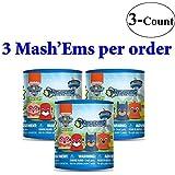 Paw Patrol Nickelodeon SUPER PUPS Mash'Ems (choices may vary) Blind Pack Capsule - 3 Pack (3 Capsules per order)