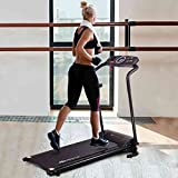 MD Group Running Machine Treadmill Folding Fitness Electric 1HP Motorized Portable Gym Power Exercise